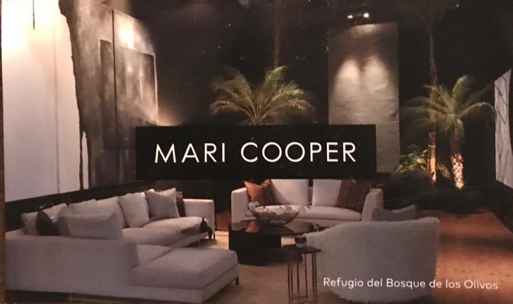 Lámparas Traum en el espacio de Mari Cooper